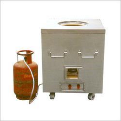 Stainless Steel Gas Tandoor