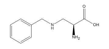 (S)-2-amino-3-(benzylamino)propanoic Acid
