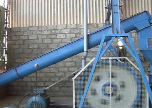 Biomass Briquetting Plant Machinery