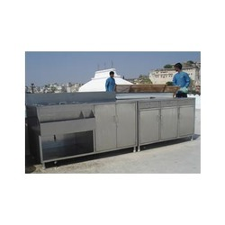 Roof Top Bar Counter