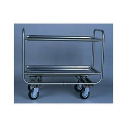 Two Tier Luggage Trolley