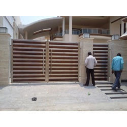 home gate design in punjab with Attractive Ss Wooden Gate on Designer Main Gate likewise Gate Design likewise I00005V2mi as well Duplex House Plan And Elevation 2878 Sq besides Number Of Stories 2.