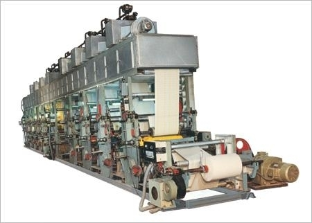 Bopp Films Printing Machine