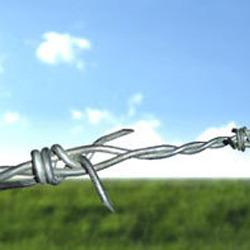 Razor Wire in   Post Box No.- 38