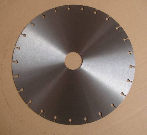 Diamond Saw Blank For Cutting Stones