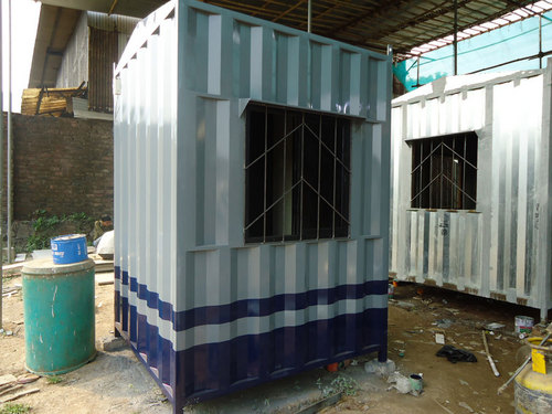 Insulated Toll Booth Cabins in  New Area