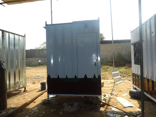 Prefabricated Modular Toilet Cabins