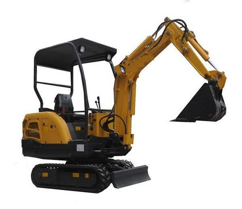 Light-Duty Mini Small Crawler Excavator