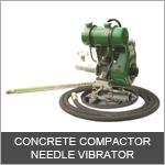 Concrete Compactor Needle Vibrator