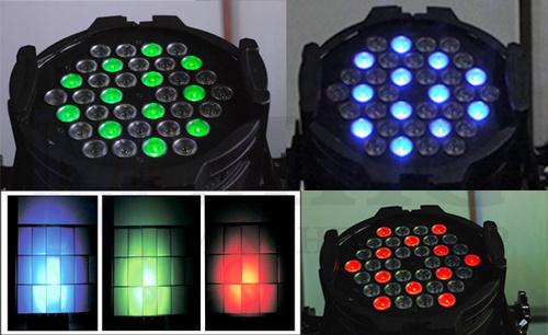 Indoor LED Par Lights