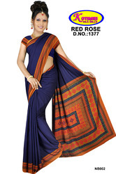 Uniform Sarees For Automobile
