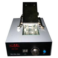 manual hot foil stamping machine india