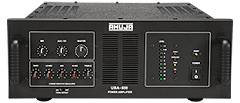800 Watts DJ and PA Amplifiers