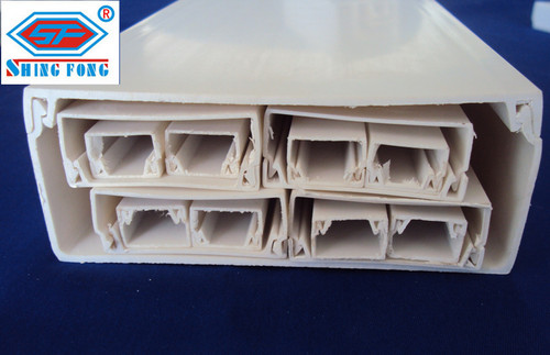 Pvc Cable Tray : Industrial pvc cable trunking tray in dongcheng