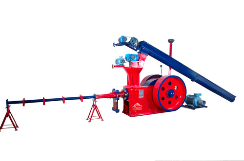 Agriculture Bio Coal Briquettes Machine