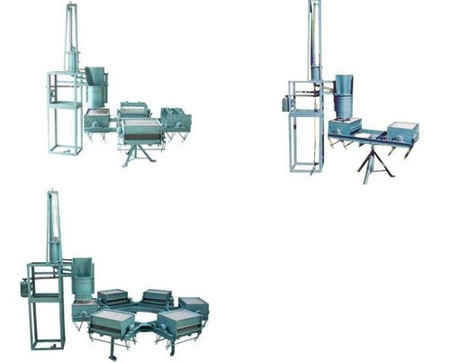 Dustless Chalk Making Machine (SSP400-1)