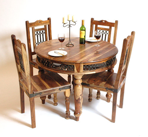 Sheesham Wood Dining Tables. Sheesham Wood Dining Tables Round Table