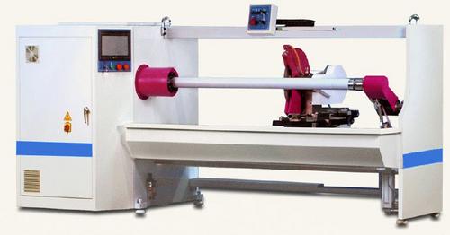 PLC Controlled Automatic Masking Tape Cutting Machine