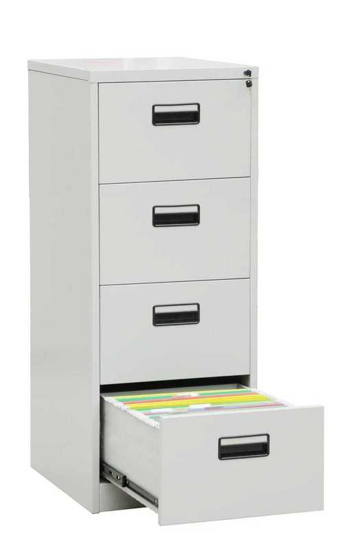 4 drawers steel filing cabinet in dalukou industry zone, luoyang
