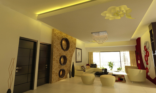 Drawing Room Decoration Services In 50 Sector Noida