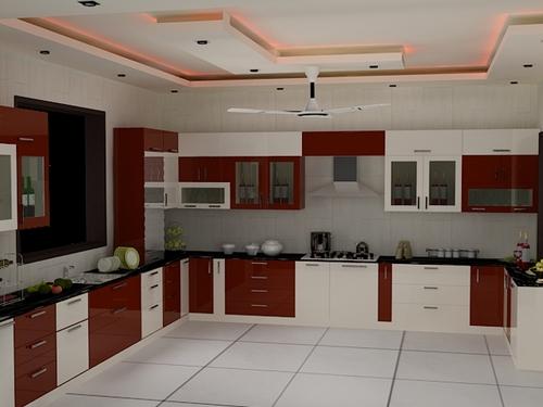 Kitchen interior decoration services in 50 sector noida for Lancashire interior home designs kitchens