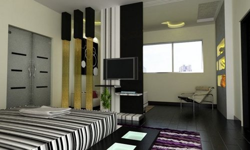 partition interior decoration services in 50-sector, noida
