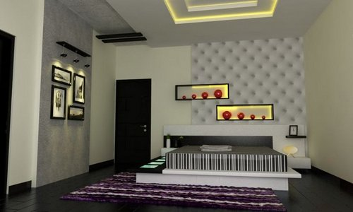 Bedroom Interior Decoration Services in 50-Sector, Noida - CASCADE ...