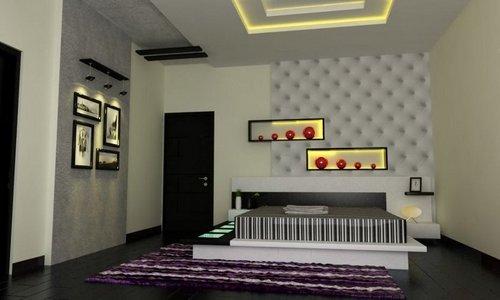 Bedroom Interior Design India - Bedroom Ideas