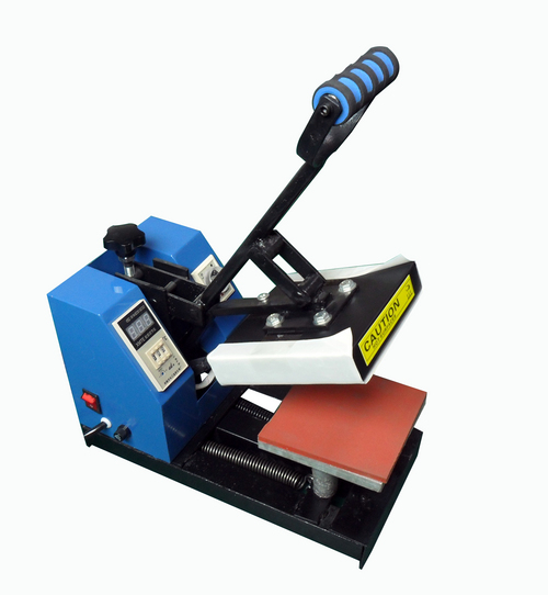 15*15CM Small Digital T-Shirt Printing Machine in liaobu town ...