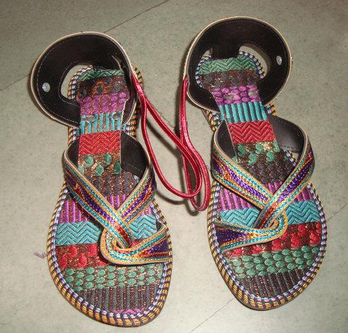Jaipuri Leather Sandal