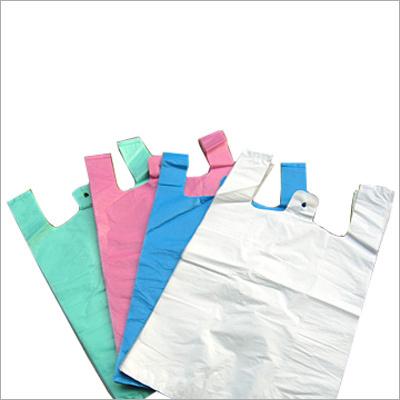 Eco Friendly Plastic Shopping Bag