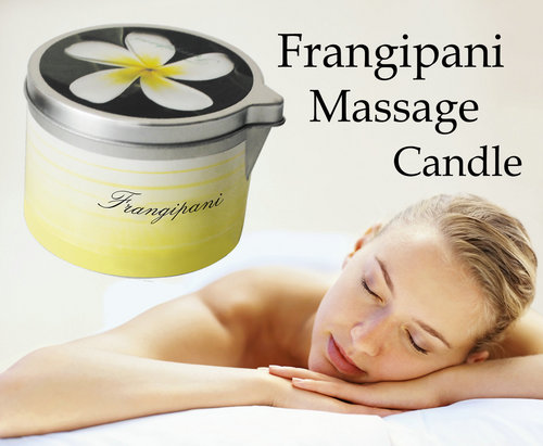 Body Massage Candle In Tin Mt8556