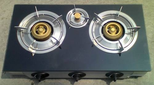 Economics Gas Oven With S/S Water Dish