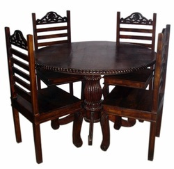 Four Chair Dining Table Set in 27 Sector Noida Manufacturer