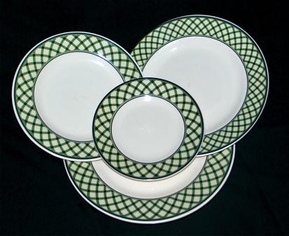 Melamine Kitchen Plates
