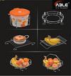 Partition Kitchen Basket