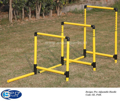Agility Adjustable Hurdle