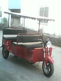 4 Passenger Electric Auto