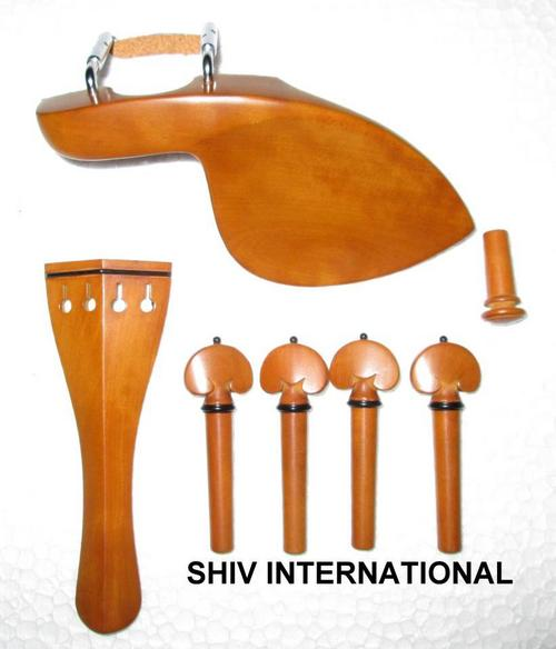 Violin rosewood heart pegs in kolkata west bengal shiv