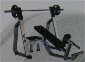 Olympic Inclined Bench Press