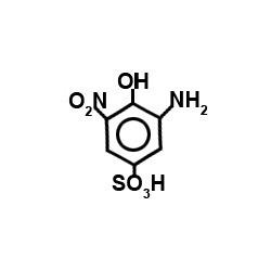 6- Nitro 2 Aminophenol 4 Sulfonic Acid