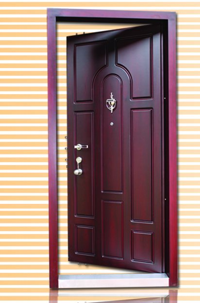 Modern house doors in thiruvankulam kochi smart door for Contemporary house doors