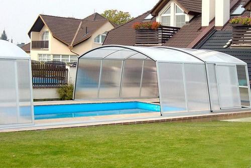 Commercial swimming pool domes in bengaluru karnataka for Commercial swimming pool