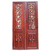 Rosewood Temple Door  sc 1 st  TradeIndia & Floral Carving Temple Door in St. Marks Road Bengaluru - Exporter ... pezcame.com