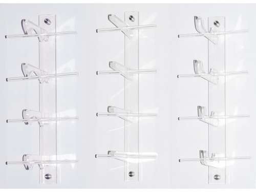 Optical Frame Displays