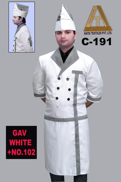 Chef Cloth in  Garh Road