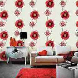 Living room wallpapers in sector 10 panchkula zeneeze decor for Wallpaper for living room india