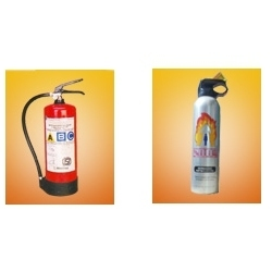 Abc Stored Pressure Fire Extinguisher in  28-Sector