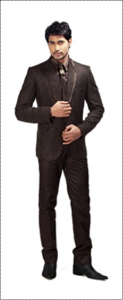 Men's Coffee Brown Suit in Chetpet, Chennai, Tamil Nadu, India