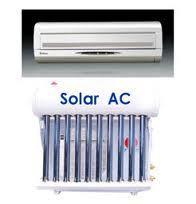 Solar AC (Air Conditioner)
